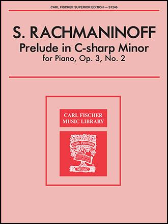 Prelude in C Sharp Minor Op. 3 No. 2