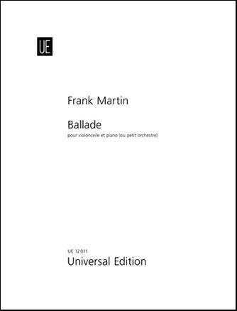 Ballade-Cello/Piano
