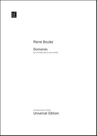 Domaines-Clarinet
