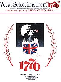 1776 Vocal Selections