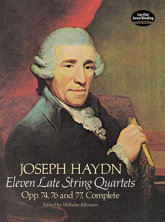 11 Late String Quartets