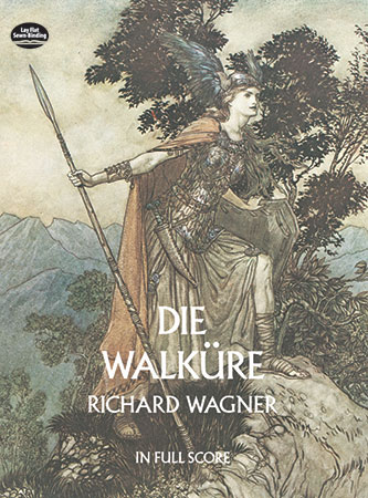 Die Walkure library edition cover