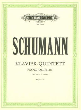 Quintet in Eb Major for Piano and Strings, Op. 44