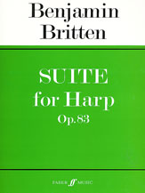 Suite for Harp, Op. 83