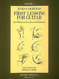 First Lessons for Gtr Vol 1
