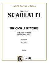 Complete Works of Scarlatti