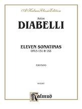 11 Sonatinas Op. 151/Op 168
