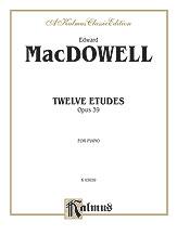 12 Etudes, Op. 39