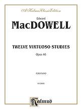 12 Virtuoso Studies Op. 46
