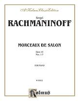 Piano Pieces, Op. 10, Nos. 1-7
