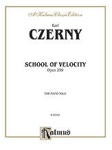 School of Velocity Op. 299-Complete