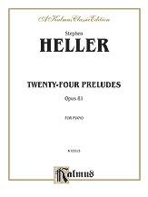 24 Preludes Op. 81