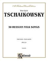 50 Russian Folk Songs