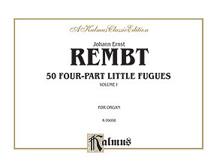 50 Four-Part Little Fugues 1