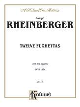 12 Fughettas Op. 123a