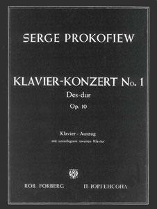 Concerto No. 1 Op. 10