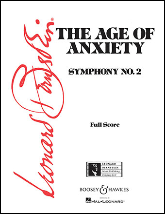 The Age of Anxiety, Symphony No. 2
