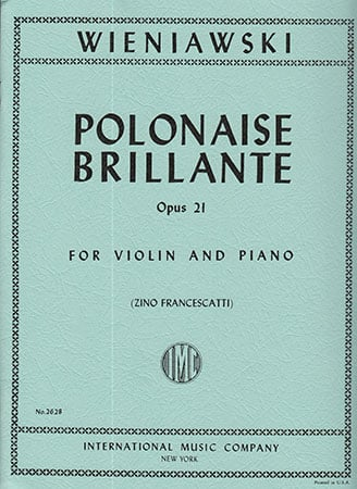 Polonaise Brillante, Op. 21