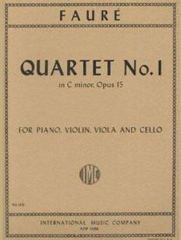 Quartet No. 1, Op. 15