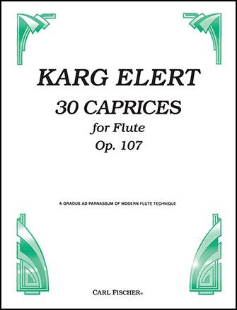 30 Caprices Op. 107