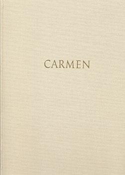 Carmen-Opera-Study Score-Paper