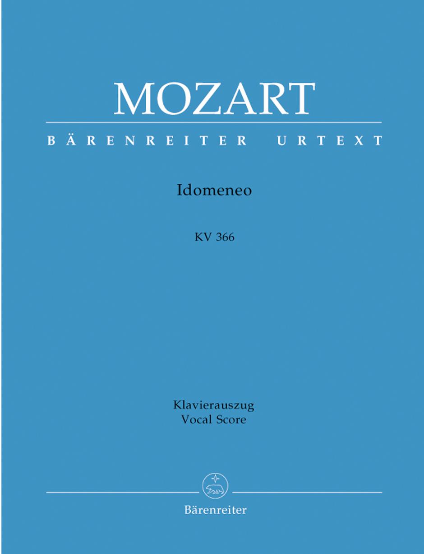 Idomeneo I-Full Score