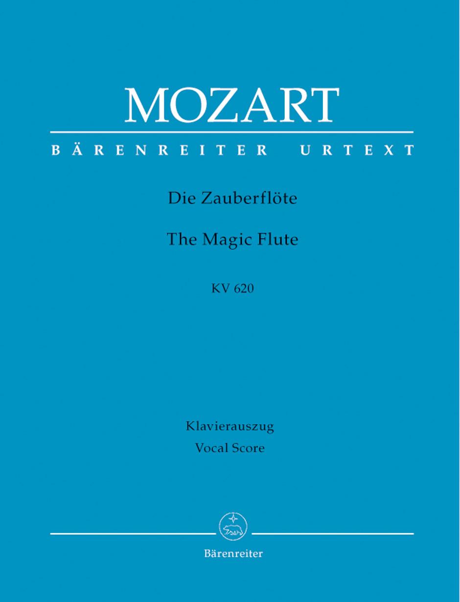 Magic Flute-Full Score
