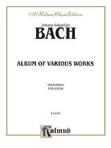 Album of Various Works-Guitar