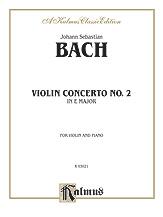 Violin Concerto in E Major