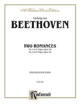 Two Romances, Op. 40 & Op. 50