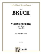 Violin Concerto No. 1, Op. 26