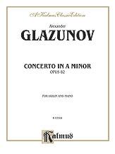 Concerto in A Minor Op. 82-Violin