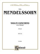 Violin Concerto, Op. 64