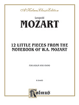 12 Little Pieces from Note-Violin/Piano