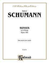 Sonata in A Minor Op. 105-Violin/Piano