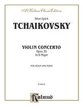 Violin Concerto Op. 35-Violin