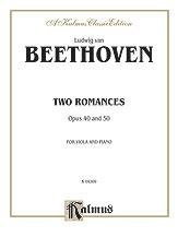 Two Romances, Opp. 40/50