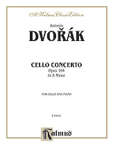 Cello Concerto Op. 104