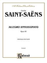 Allegro Appassionato Op. 43