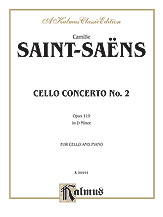 Cello Concerto No. 2 Op. 119