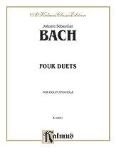 Four Duets-Violin/Viola