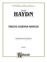 12 German Dances