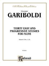 30 Easy and Progressive Studies