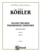 20 Easy Melodic Progressive-Flute
