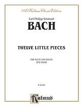 12 Little Pieces-Flute/Piano