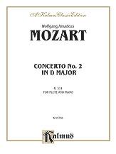 Concerto No. 2 in D Major, K. 314