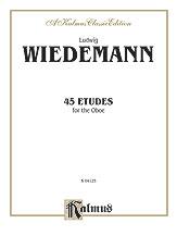 45 Etudes-Oboe