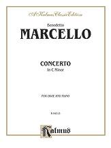 Concerto in C Minor-Ob/Piano