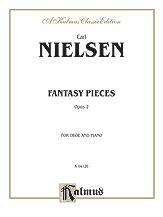 Fantasy Pieces for Oboe Op. 2