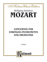 Concertos for Str Instr and Orch